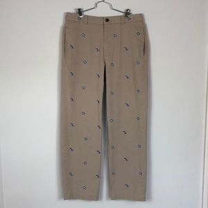 Brooks Brothers Marlin Khaki Pants 32x30